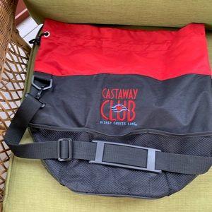 Disney Cruise Line Castaway Club Drawstring Bag